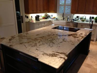High Quality Granite Countertops, Kitchen Countertops, Fireplaces In Orlando FL