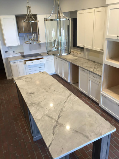 Popular Granite Countertop Configurations Orlando: Kitchen Countertops, Granite Countertops In Orlando FL