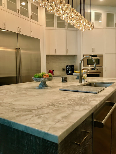 Popular Granite Countertop Configurations Orlando: Stunning Quartzite Countertops In Orlando FL