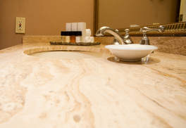Quartz Bathroom Countertops Orlando FL