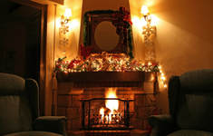 Decorating Fireplace