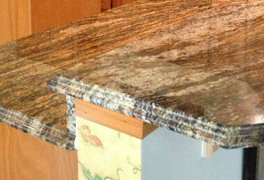 Granite Countertop Edges Orlando